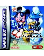 Disney Sports Football Gameboy Advance