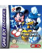 Disney Sports Soccer Gameboy Advance