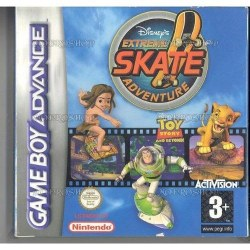 Disney's Extreme Skate Adventure Gameboy Advance