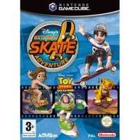 Disney's Extreme Skate Adventure Gamecube