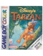 Disney's Tarzan Gameboy