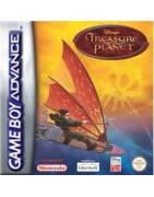 Disney's Treasure Planet Gameboy Advance