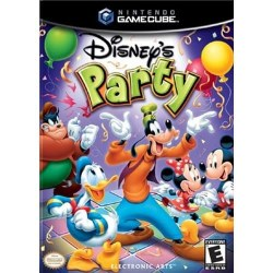 Disneys Party Gamecube