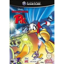 Donald Duck PK Gamecube