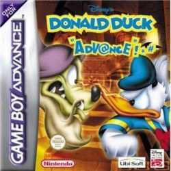 Donald Duck Quack Advance
