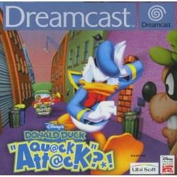 Donald Duck: Quack Attack Dreamcast