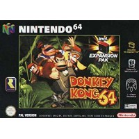 Donkey Kong 64 Without Expansion Pack N64