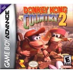 Donkey Kong Country 2 Gameboy Advance