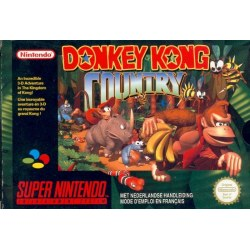 Donkey Kong Country III SNES
