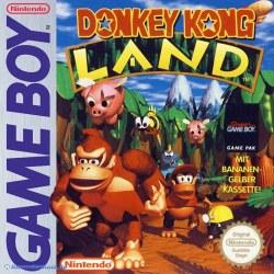 Donkey Kong Land Gameboy