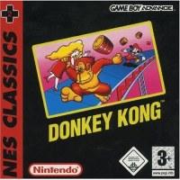 Donkey Kong NES Classic Gameboy Advance