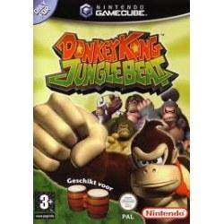 Donkey Kong Jungle Beats without Bongos Gamecube