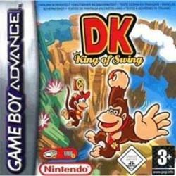 DK King of Swing Gameboy Advance
