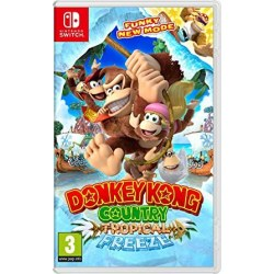 Donkey Kong: Tropical Freeze Nintendo Switch