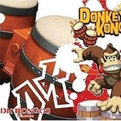 Donkey Konga 2 with Bongos Gamecube