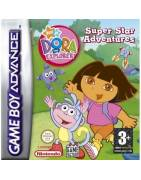 Dora the Explorer Super Star Adventures Gameboy Advance