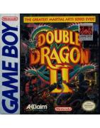 Double Dragon II Gameboy