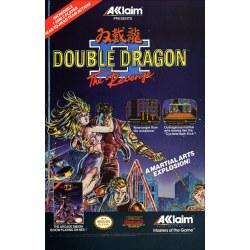 Double Dragon II NES