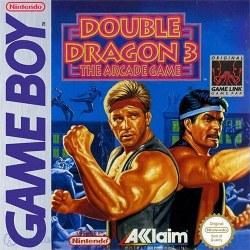 Double Dragon III Gameboy