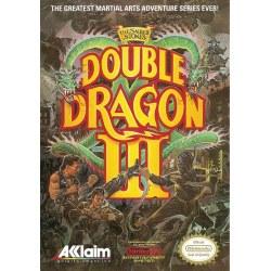 Double Dragon III The Sacred Stones NES