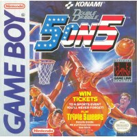 Double Dribble 5 on 5 Gameboy