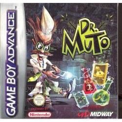 Dr Muto Gameboy Advance