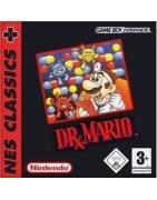 Dr. Mario NES Classics Gameboy Advance