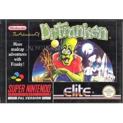 Adventures Of Dr.Franken SNES