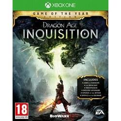 Dragon Age: Inquisition...