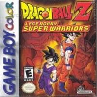 Dragon Ball Z Legendary Super Heroes Gameboy