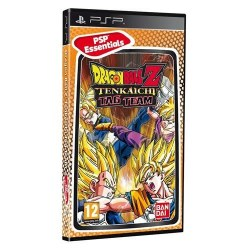 Dragon Ball: Tenkaichi Tag Team PSP