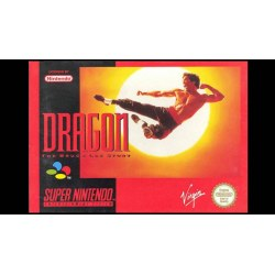 DragonBruce Lee Story SNES