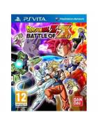 Dragonball Z: Battle of Z Playstation Vita