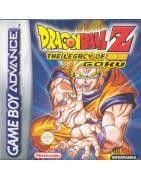 Dragonball Z: Legacy of Goku Gameboy Advance