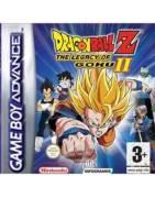 Dragonball Z Legacy of Goku II Gameboy Advance