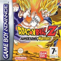 Dragonball Z Supersonic Warriors Gameboy Advance