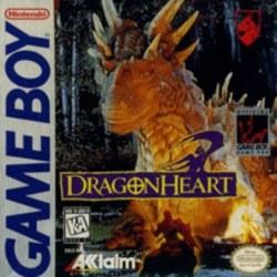 Dragonheart Gameboy