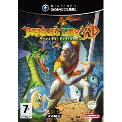 Dragons Lair 3D Special Edition Gamecube