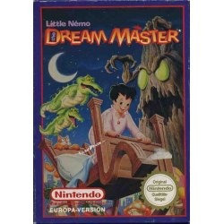 Dream Master Little Nemo NES