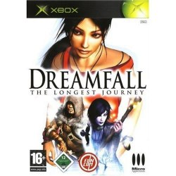 Dreamfall: Longest Journey Xbox Original