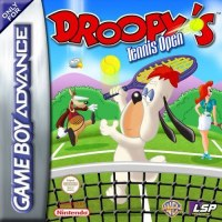 Droopy Tennis Open Gameboy Advance