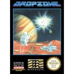 Drop Zone NES