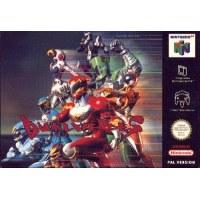 Dual Heroes N64