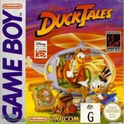 Duck Tales Gameboy