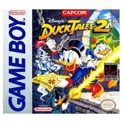Duck Tales 2 Gameboy