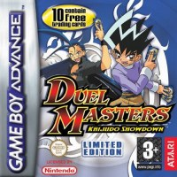 Duel Masters 2 Kaijudo Showdown Limited Edition Gameboy Advance