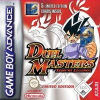 Duel Masters Sempai Legends Gameboy Advance