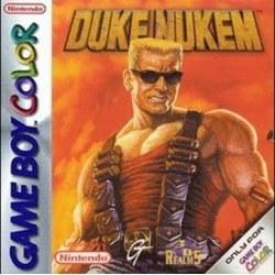 Duke Nukem Gameboy