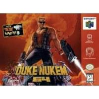Duke Nukem 3D N64