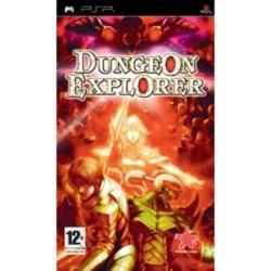 Dungeon Explorer PSP